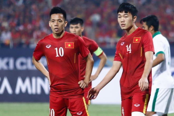 Thầy Park chọn xong đội trưởng cho Olympic Việt Nam
