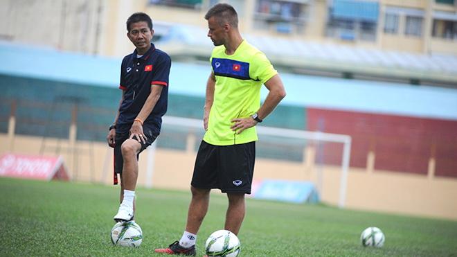 VFF lý giải việc HLV Hoàng Anh Tuấn không lên đội tuyển Việt Nam