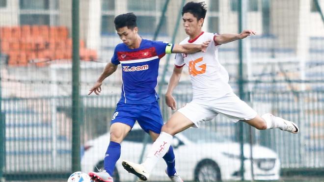 Công Phượng 'tịt ngòi', sao U20 mang chiến thắng về cho U22 Việt Nam