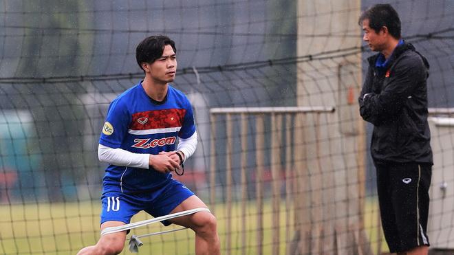 U23 Việt Nam không ngại thời tiết, thêm 1 ngoại binh chia tay V-League để sang Thái Lan