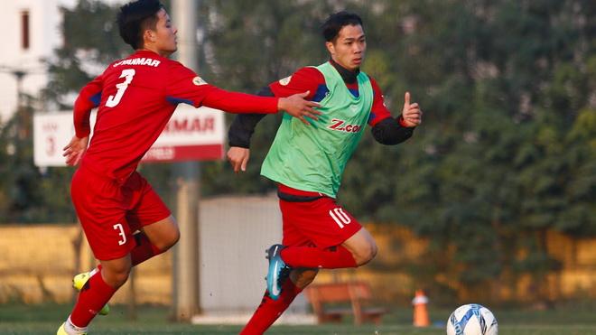U23 Việt Nam tới hồi cao điểm, người Thái mơ Công Phượng sang Thai League