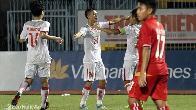 U23 Việt Nam bổ sung sao trẻ SLNA, Công Phượng có thể đá ở châu Âu