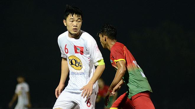 Sao U23 Việt Nam giúp HAGL 'thắp lửa' tại Bình Phước