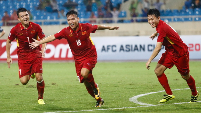 Tuyển Việt Nam là hạt giống số 1 AFF Cup 2018, đội Công Vinh sẽ là ngựa ô của V-League