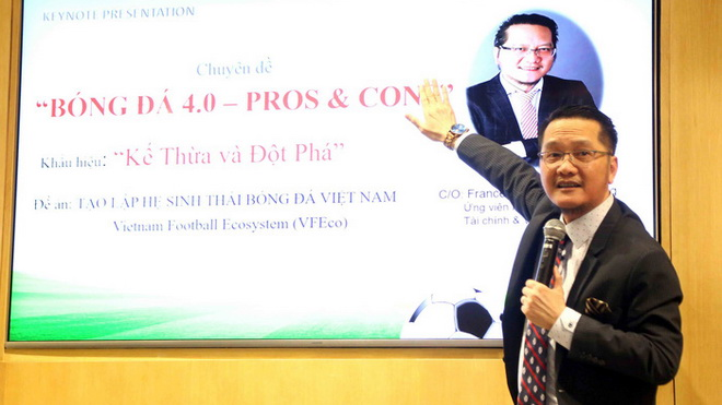 Ứng viên Phó Chủ tịch VFF chê bầu Đức, Công Vinh tiết lộ gây sốc về Huỳnh Đức
