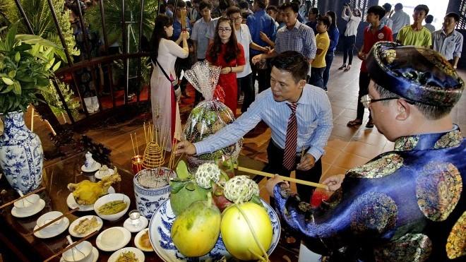Lễ Giỗ lần thứ 317 Đức Lễ Thành Hầu Nguyễn Hữu Cảnh