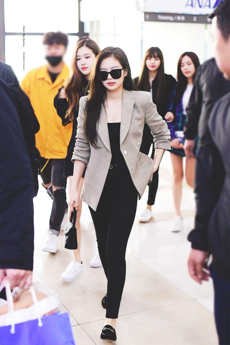 Blackpink, 10 cách mặc suit chất như Jennie, Thiên kim tiểu thư Jennie Blackpink, Jennie Blackpink, Blackpink Jennie, blackpink