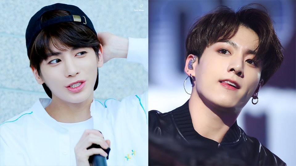 Jungkook, Jin, bts, Jungkook 'biến hình' thành Jin, sự giống nhau giữa Jin và Jungkook, ARMY, Kpop