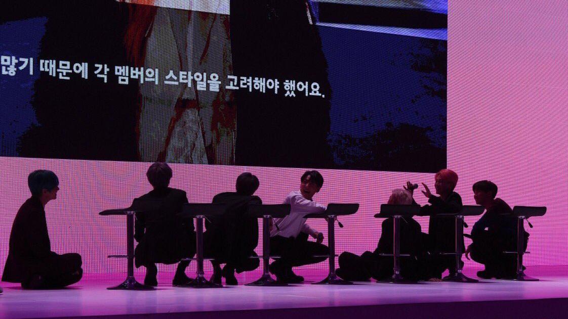 BTS được báo giới khen ngợi hết lời nhờ hành động này trong họp báo ra mắt 'Map Of The Soul: Persona'