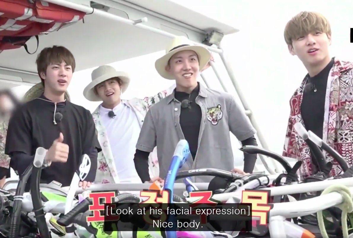 BTS, BTS trong 'Bon Voyage', Những câu nói đùa như thật của BTS, Bon Voyage, khoảnh khắc hài hước của bts