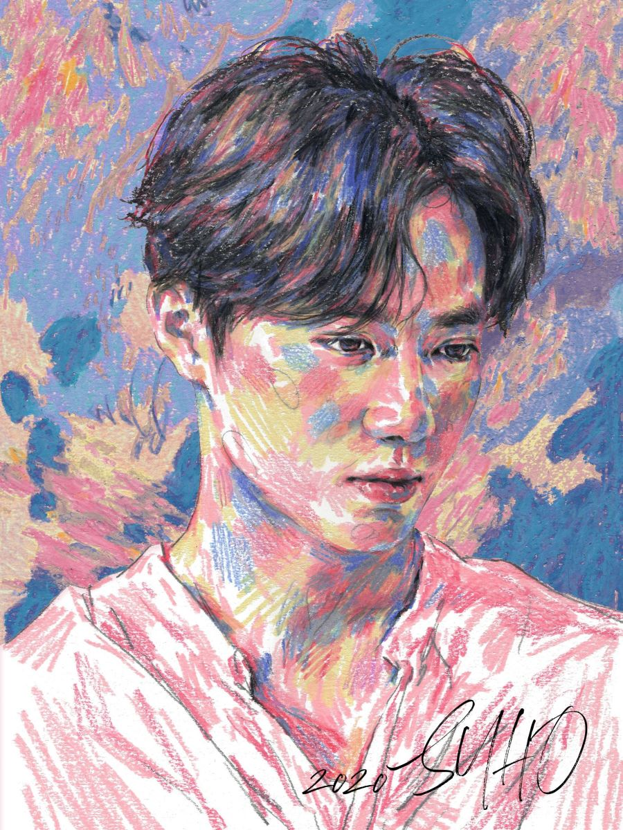 Suho (EXO), Suho (EXO) phát hành MV 'Let's Love', Album Self-Portrait của Suho, Trưởng nhóm XO Suho, O2, Let's Love, Made In You, Starry Night, Self-Portrait