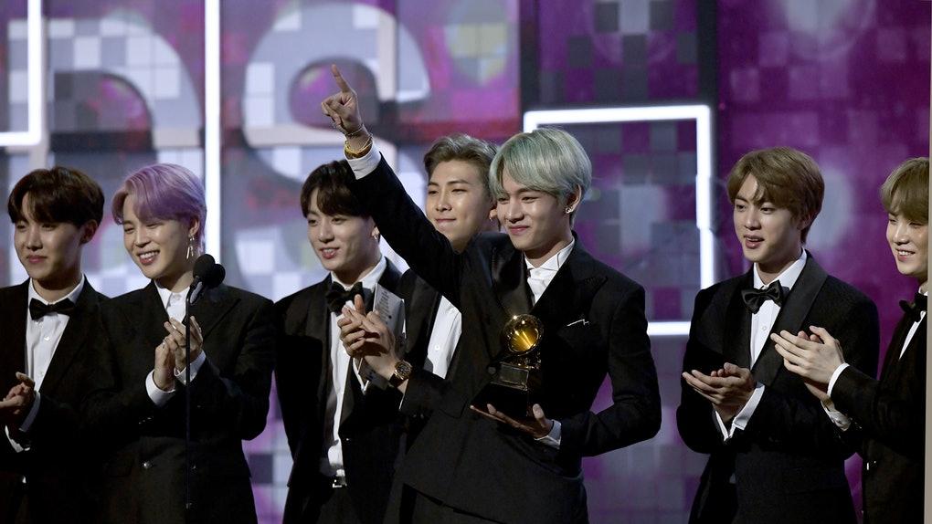 BTS, Blackpink, Kpop chỉ có BTS Blackpink đề cử Grammy, bts, blackpink, Grammy, đề cử GRAMMY 2020, Blackpink grammy, BTS grammy, BTS World, bts tin tức, blackpink tin tức