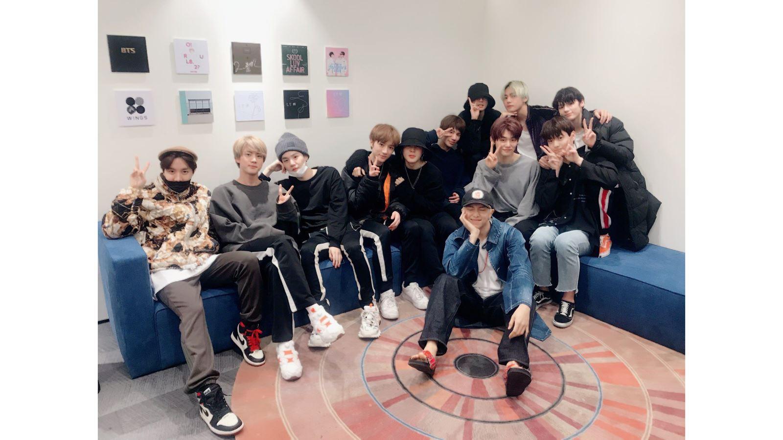 TXT kết hợp cùng Mnet sản xuất show thực tế đầu tay với khách mời là ... BTS!