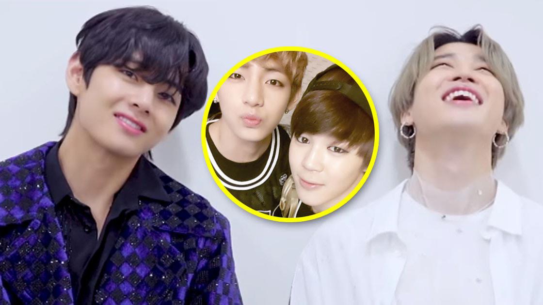 Jimin, V BTS hé lộ bí mật khó đỡ về hai bản hit và về tuổi 20