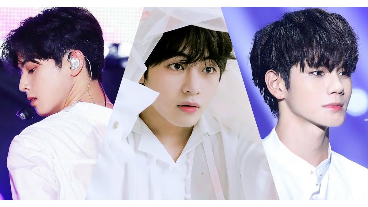 'Ngất lịm' với top 10 'soái ca sơ mi trắng' cực phẩm trong giới nam idol K-pop