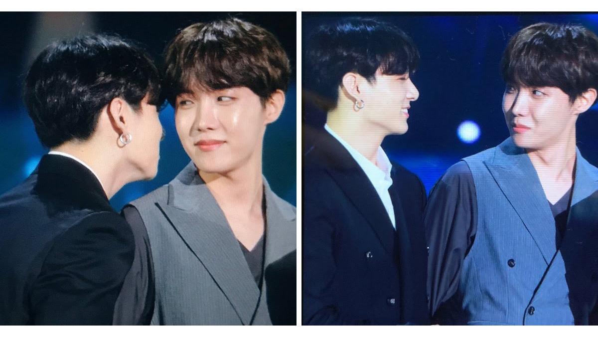 Tan chảy với 7 khoảnh khắc của hai anh em J-hope, Jungkook BTS