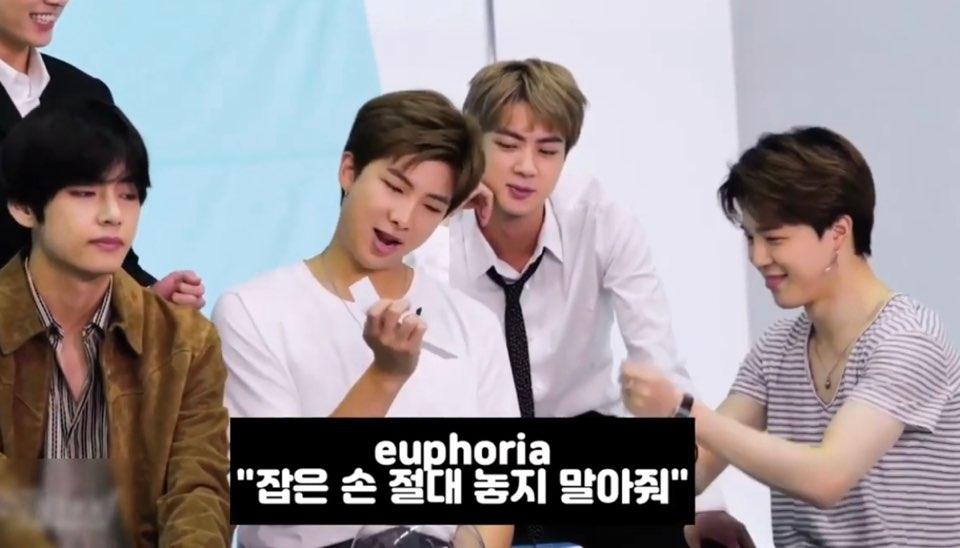 BTS, Jin, Jimin, V, Jungkook, Bộ tứ vocal BTS tiết lộ câu hát yêu thích nhất trong sự nghiệp
