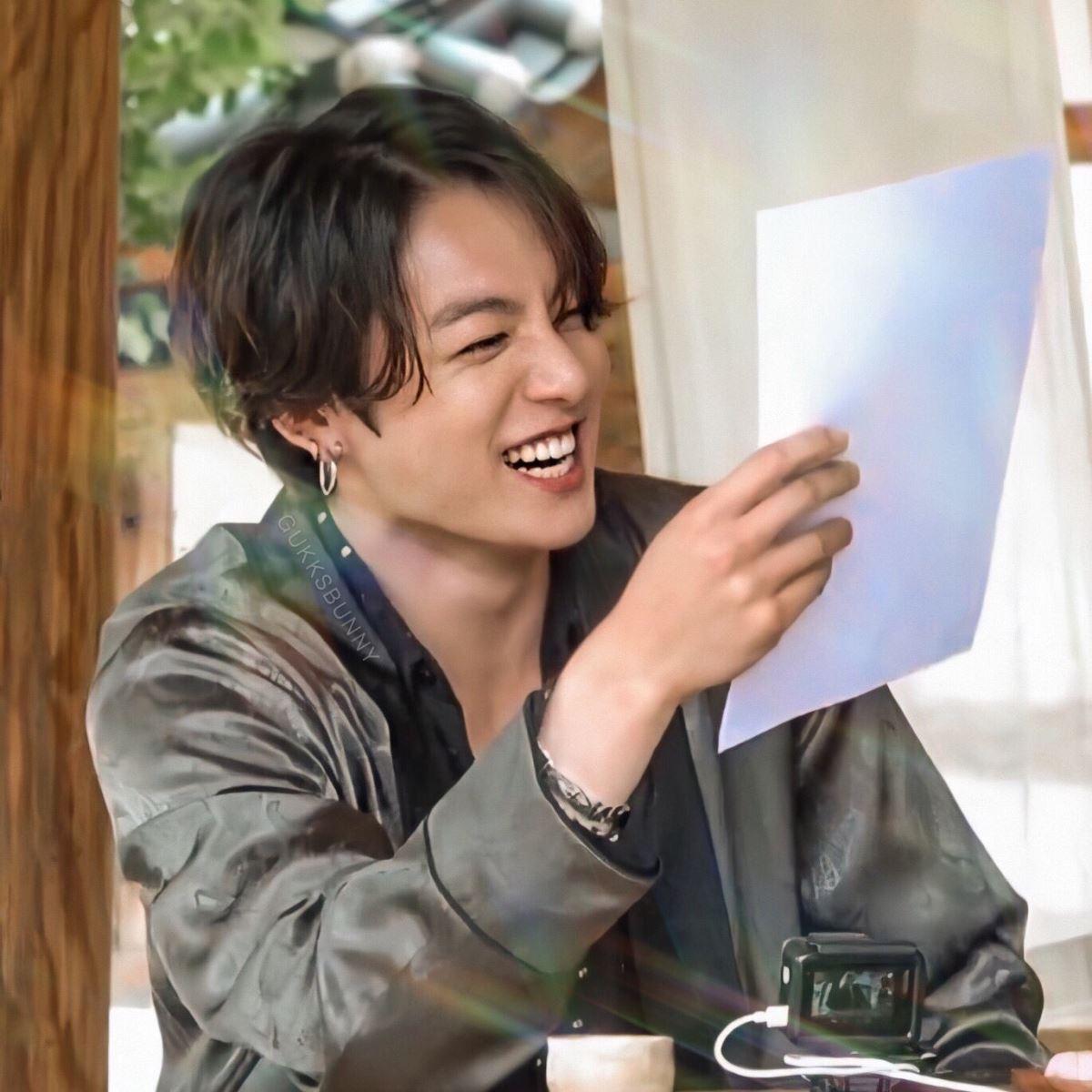 BTS, Phát hiện thói quen cực yêu khi cười của Jungkook BTS, Jungkook BTS, Bts