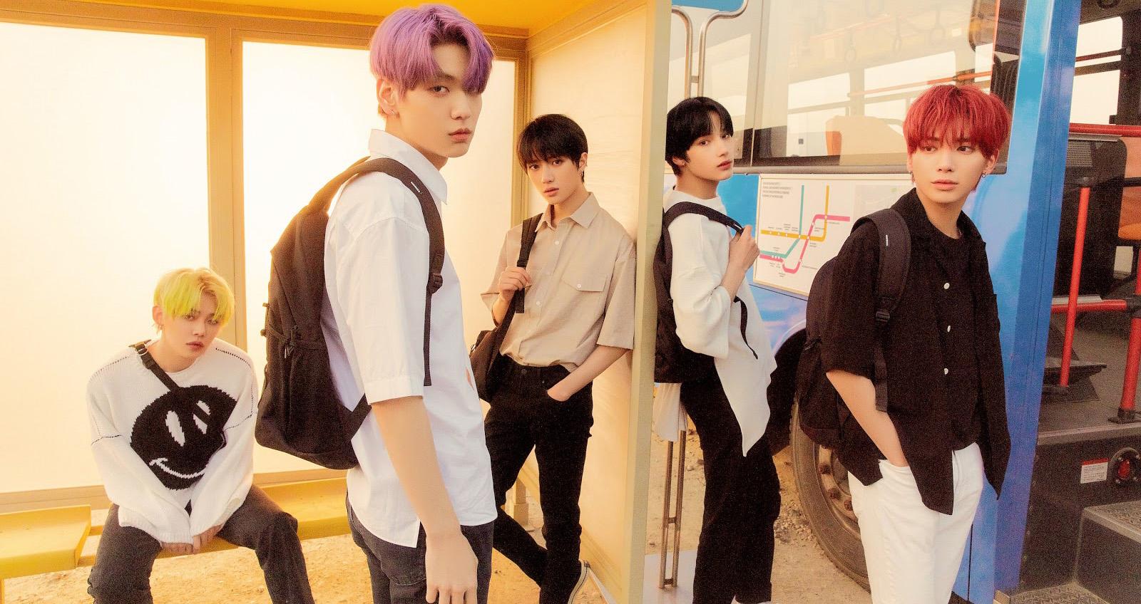 BTS: V và Jungkook thể hiện tình cảm vớiTXT 'quá khích' đến mức RM phải ra tay 'ngăn cấm'