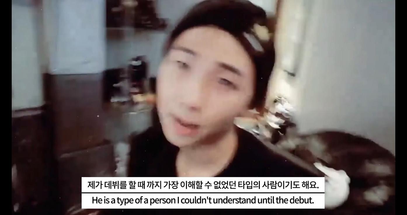 BTS: Tìm ở đâu xa, hóa ra Jin mới chính là người truyền cảm hứng cho trưởng nhóm RM