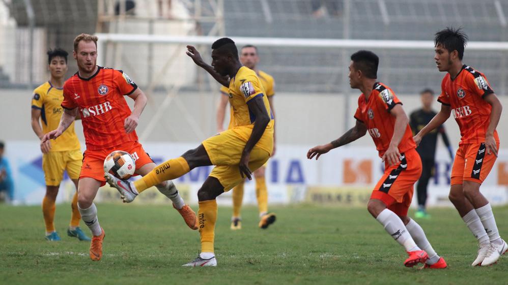 VIDEO: Nhận định SLNA vs Nam Định (17h00, 27/04). Trực tiếp V League 2019