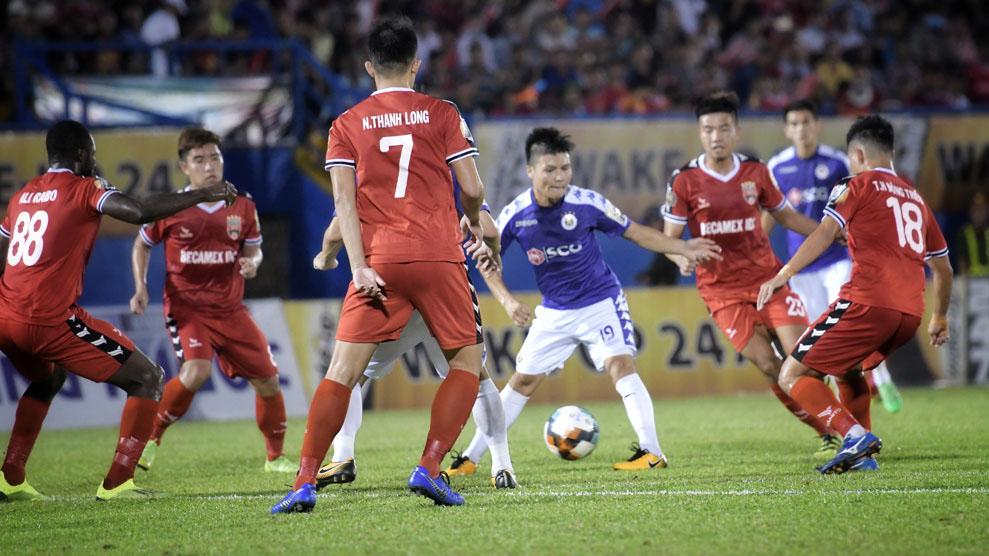 VIDEO: 4 điểm nhấn vòng 8 V-League 2019