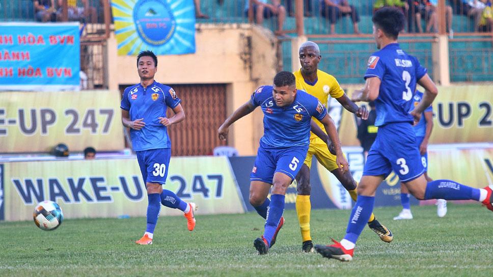 VIDEO: Trực tiếp bóng đá Quảng Nam vs Bình Dương, Hà Nội vs Sài Gòn. VTV6, FPT, BĐTV