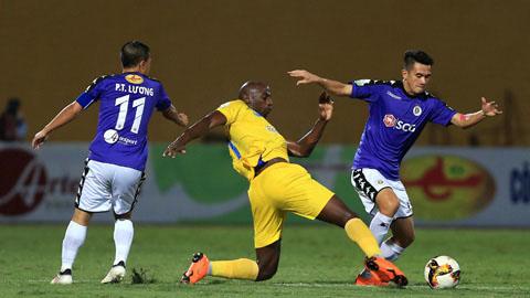 Kết quả bóng đá: Hà Nội vs HAGL. Bảng xếp hạng V League 2019