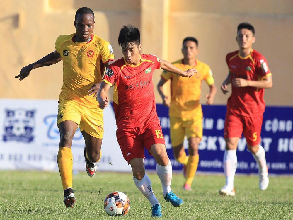 Nhận định SLNA vs Sài Gòn (17h00, 16/07). VTV6, BĐTV, FPT Play trực tiếp V League 2019