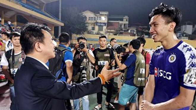 Văn Hậu trở lại vạch xuất phát ở V-League như thế nào?