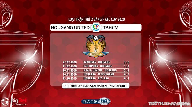 kèo nhà cái, keo nha cai, FOX Sport, truc tiep bong da hôm nay, kèo bóng đá, Hougang vs TPHCM, Ceres đấu với TPHCM, kèo TPHCM, lịch thi đấu AFC Cup, bong da AFC Cup