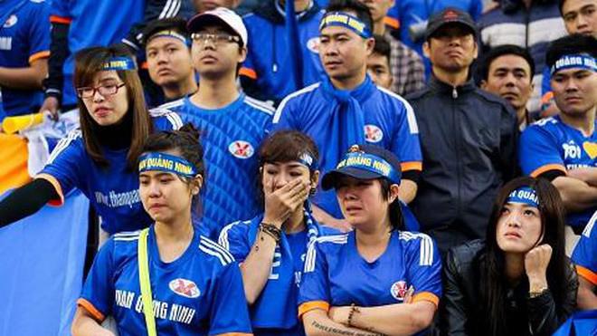 CLB Than Quảng Ninh dừng hoạt động, ai cứu các cầu thủ?