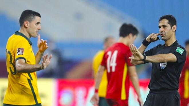 Đội tuyển Việt Nam chỉ thua… VAR và trọng tài!