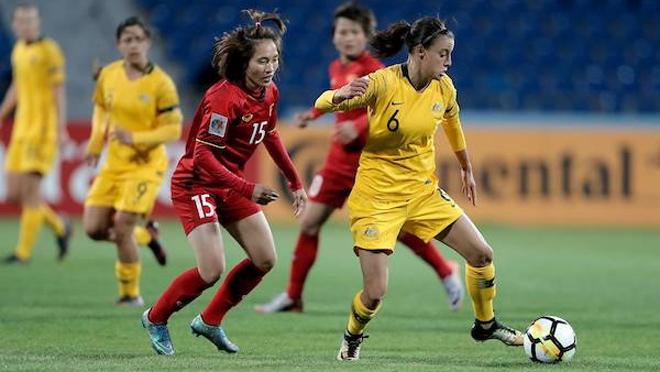 Nu Viet Nam vs Uc, Nữ Việt Nam, trực tiếp nữ Úc vs Việt Nam, nhận định Úc vs Việt Nam, vòng play-off Olympic nữ, trực tiếp bóng đá, lịch thi đấu vòng play-off Olympic