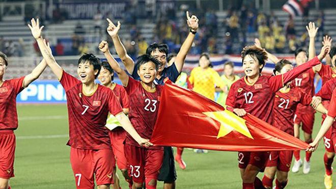 Bóng đá nữ Việt Nam mơ Olympic, tại sao không?