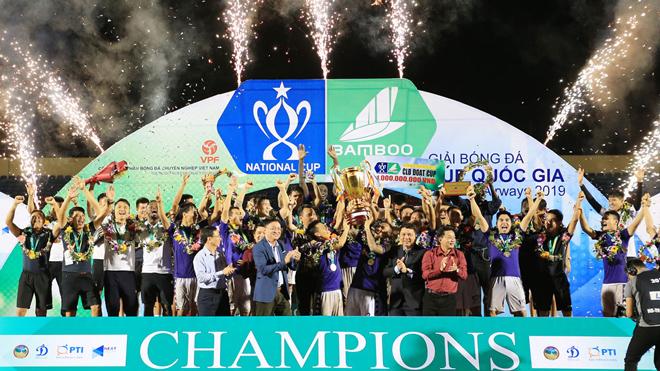 Hà Nội FC: Hành trình 10 năm để trở thành đội bóng số 1 Việt Nam