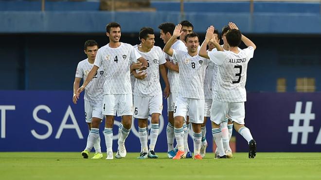 Soi kèo nhà cái U23 Uzbekistan đấu với U23 Hàn Quốc. VTV6 trực tiếp bóng đá VCK U23 châu Á