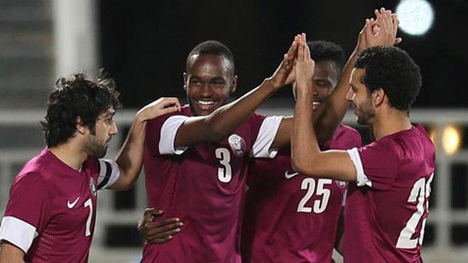 Kèo U23 Qatar đấu với U23 Syria, truc tiep bong da hom nay, kèo Qatar đấu với Syria, trực tiếp bóng đá, VTV6, VTV5, xem bóng đá trực tuyến, U23 Qatar vs Syria, U23 châu Á