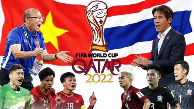 Soi kèo Việt Nam đấu với Thái Lan. Trực tiếp bóng đá VTC1, VTC3, VTV6, VTV5