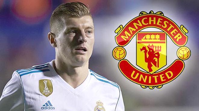 Mourinho mơ có Kroos để chấm dứt cơn đau đầu mang tên Pogba