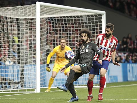 Atletico vs Liverpool: Một cuộc chiến không khoan nhượng