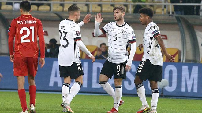 Florian Wirtz: Ngôi sao mới của bóng đá Đức ở vòng loại World Cup 2022