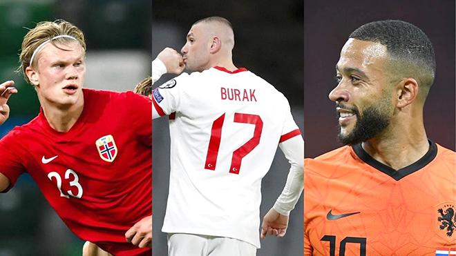 Cục diện vòng loại World Cup 2022 châu Âu: Bảng G khó lường, nhiều ông lớn lo lắng