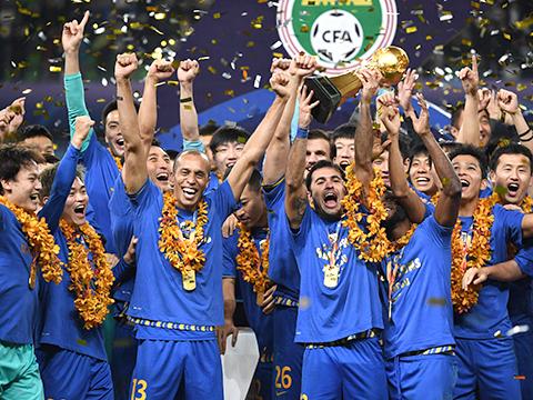 Nỗi thất vọng của bóng đá Trung Quốc