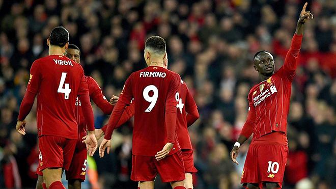Một năm 2019 đáng tự hào của Liverpool