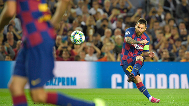 Messi năm 2019: Thời đại tiến hóa