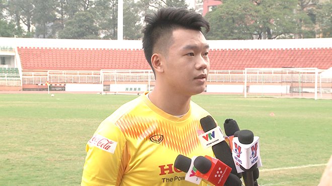 Thành Chung tiết lộ 'bí mật' của U23 Việt Nam