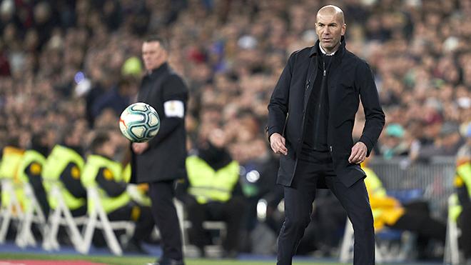 Real Madrid: Zinedine Zidane là 'người bình thường' vĩ đại