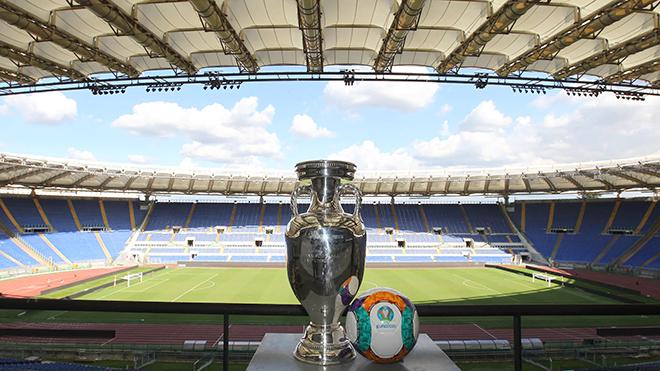 Rome đã sẵn sàng cho lễ khai mạc EURO 2020