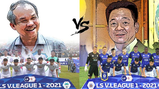 Bóng đá Việt Nam: Thành bại tại ông bầu